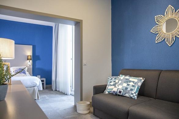 Hotel port marine - junior suite