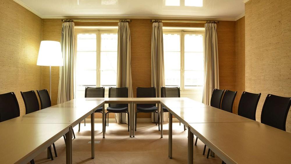 I giardini di Artois - sala riunioni
