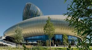 La città del vino - sale riunioni a noleggio e il Congresso a Bordeaux