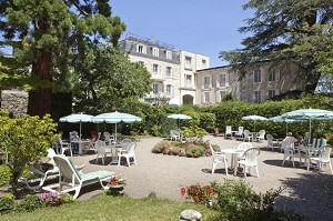 Hotel Royal Saint Mart - 3 Star Hotel for study days and residential seminars