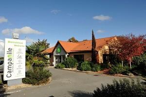 Campanile Saintes - Hotel Home