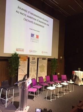 Centro de formación euromediterráneo para profesiones asistenciales - organización de eventos