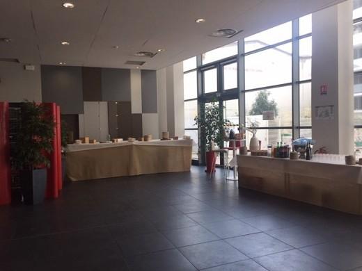 Centro de formación euromediterráneo para profesiones asistenciales - hall