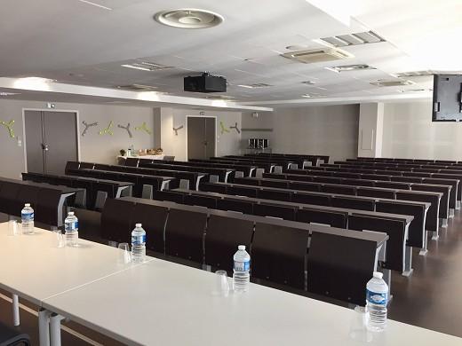Centro de formación euromediterráneo para profesiones asistenciales - sala de conferencias