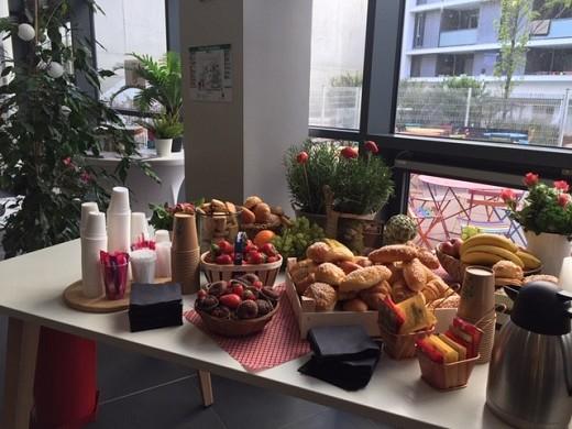 Centro de formación euromediterráneo para profesiones sanitarias - catering
