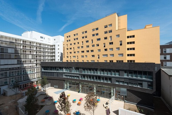 Euro-Mediterranean training center for care professions - renting a room in Marseille