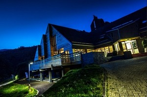 Sancy Resort - Vista di sera luogo