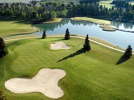 Golf Parc Robert Hersant - Panoramica del golf