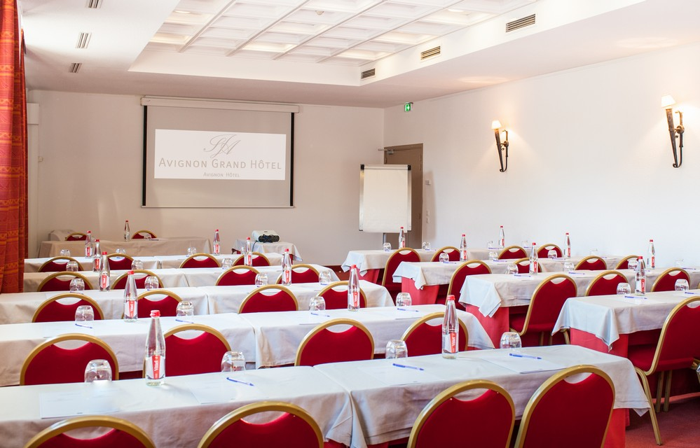 Salon Mistral - Avignon Grand Hotel