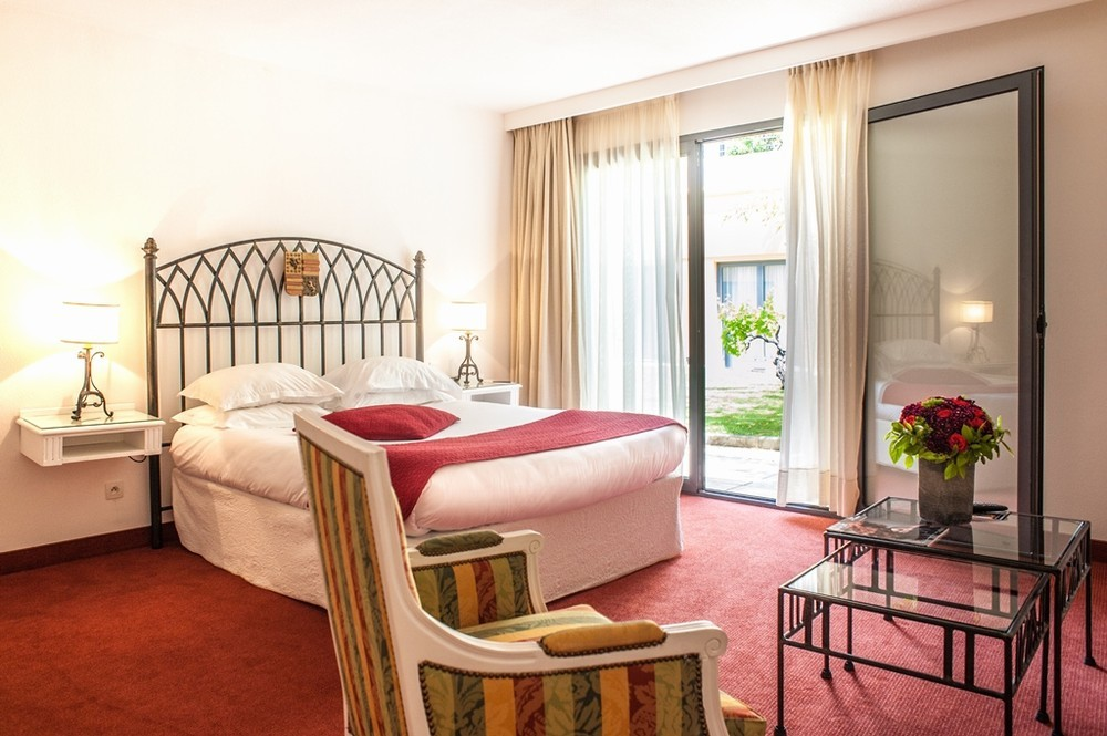 Avignon grand hotel - chambre séminaire résidentiel
