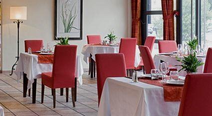 Grand hotel di Avignone - ristorante