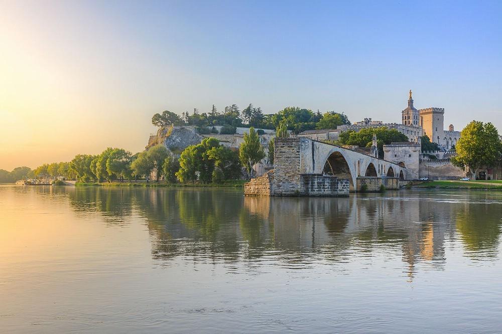 Grand hotel di Avignone - ambiente
