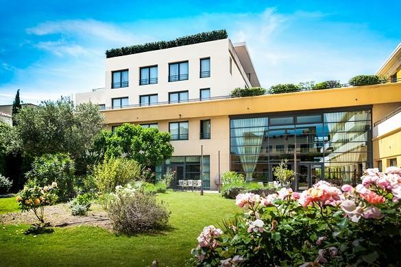 Gran hotel de avignon - seminario de hotel avignon