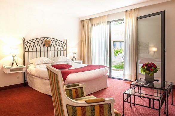 Gran hotel de Avignon - sala de seminarios residencial