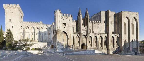Avignon grand hotel - environment