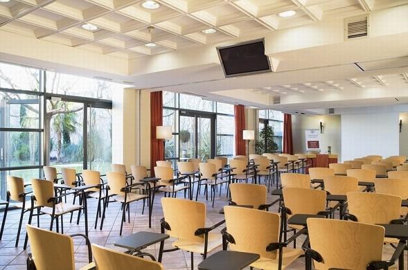 Gran hotel de Avignon - sala de seminarios