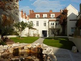 La Demeure du Parc - Este encantador hotel situado en Fontainebleau
