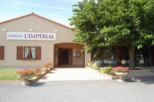 Imperial Restaurant - restaurant for business lunches near Albi
