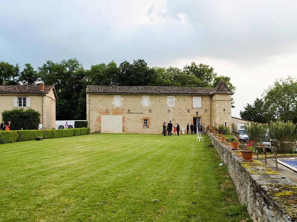 Orangerie de salie salle s minaire albi 81 for Jardin orangerie