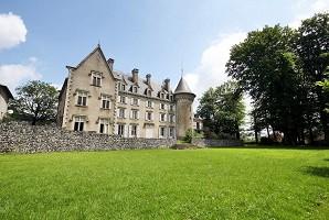 Castelo Calmels - seminário Lacaune-les-Bains