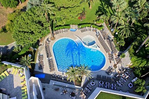 Hotel Cannes Montfleury - Schwimmbad