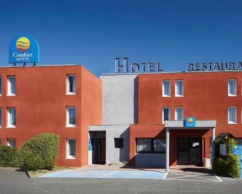 comfort hotel albi salle s minaire albi 81. Black Bedroom Furniture Sets. Home Design Ideas