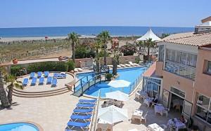 Hotel La Lagune - Piscina