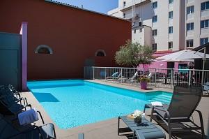 Grand Hotel d'Orleans - Außen Pool Hotel