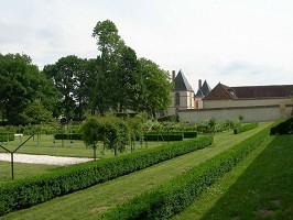 Castelo de Reveillon - Jardim