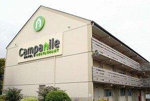 Campanile Reims Ouest - Exterior