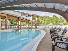 Hotel al aire libre Le Pré Bas - seminario Chambon-sur-Lac