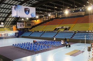 Palais des sports René-Bougnol - Montpellier Handball - An atypical seminar venue in Montpellier