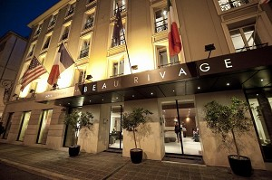 Hotel Beau Rivage Nice - Hotel agradable para seminarios