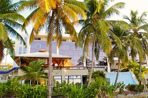 Karibea Squash Hotel - 3 stars Conference Hotel in MARTINIQUE