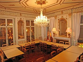 Restaurant les Caudalies - Seminário espaço para refeições privadas