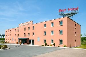 Best Hotel Croix Blandin - Hotel Exterior