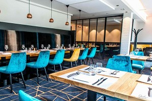 Restaurante Café de la Paix - Sala de restaurante
