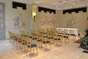 Castel Jeanson - Modular Sala de Reunião