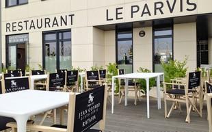 Le Parvis - restaurante para almoços de negócios