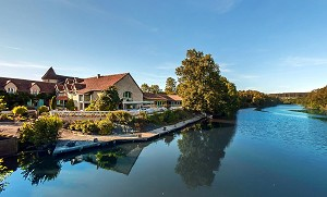 The Ponds Guibert - rent a meeting room in the Sarthe