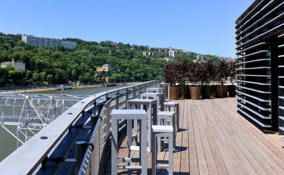 Rooftop 52 - terrace 360 °