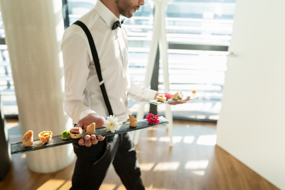 Rooftop 52 - quality catering