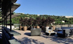 Terrace 360 °