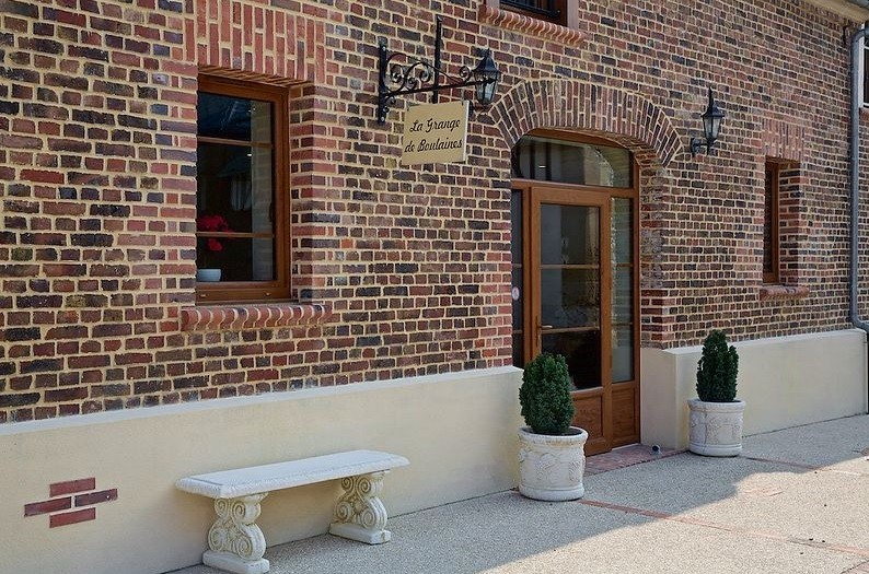 Barn boulaines - Heimat der Einrichtung