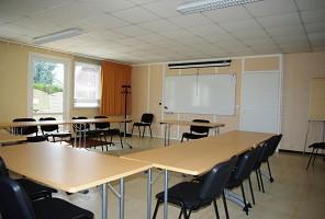 Centro de negócios Clermont - Sala de Reuniões