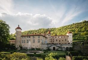 Château de la Batisse - invece di Esterno