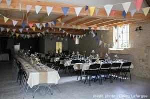 Domaine de la Laigne - seminário Asnieres la Giraud