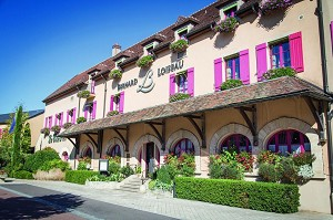 Le Relais Bernard Loiseau hotel and spa - Seminario de alto nivel