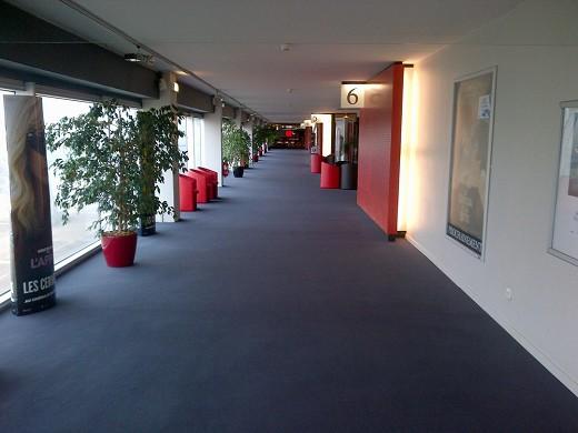 Kinepolis longwy - Interieur