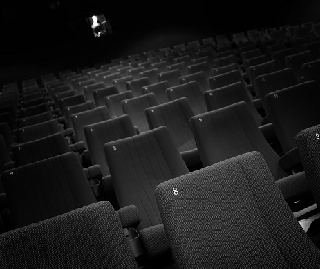 Kinepolis Fenchel - Sitze